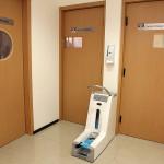 Salas de Cirurgia e Consultórios