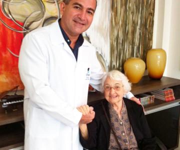 Dr. Ronaldo Neiva e Dona Zilda